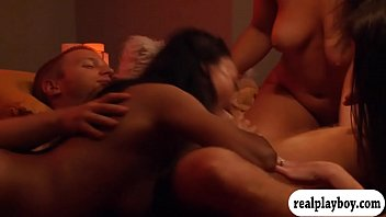 Swingers swap partners and had groupsex in Swing mansion
