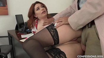 Streaming Video Busty Redhead Schoolgirl Pounded By Professor After Blowing His Big Cock - XLXX.video