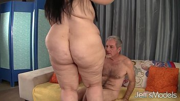 Pretty BBW Becki Butterfly gets her pussy fucked good