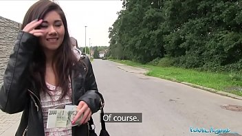 Proactiv for asian Public agent asian cutie fucked by a stranger for money