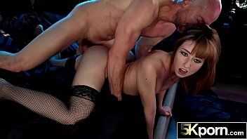 5KPorn - Perfect Redhead Daphne Dare Like You've Never Seen Image