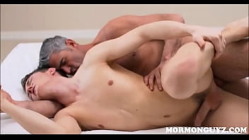 Mormon Twink Fucked Hard By Daddy Church President