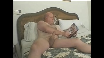 Curious young blonde nympho Lexi Mathews caught her creepy uncle off-guard dusting the duvet and decided to help him