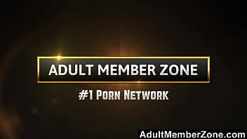 AdultMemberZone – Jordan Is So Thrilled to Try Porn That Her Pussy Drips