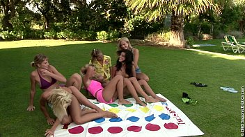 Twister Orgy by Sapphic Erotica - Lesbian sex as erotic as it can be preview image