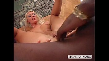 Interracial anal threesome with two hot babes MG-3-04 Preview