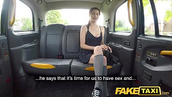 Fake Taxi Sweet 18Yr Teen Shi Official In Her First Taxi Ride