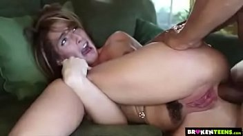Deep moaning BBC Anal