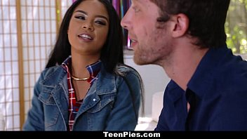 Teenpies - Horny Teen (Maya Bijou) Begs For Creampie