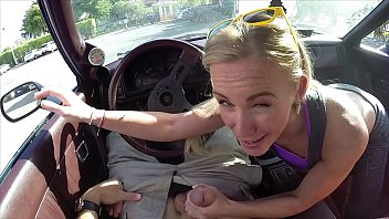 XXX PAWN - Blonde Bimbo Tries To Sell Her Car, Ends Up Selling Herself