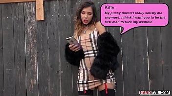 Kitty Carrera remembers the good times she had with guy she met online, now time for round 2