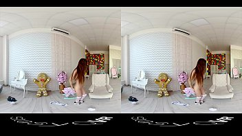 Nude vr Compilation of gorgeous solo girls teasing in hd virtual reality video