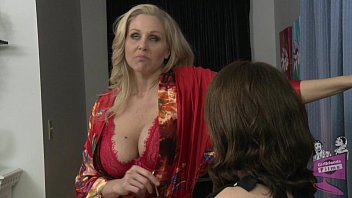 Mature moms and busty girlfriends Julia ann and sarah shevon lesbian sex