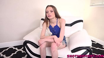 Skinny Teen Jessae In First Time Sex Video