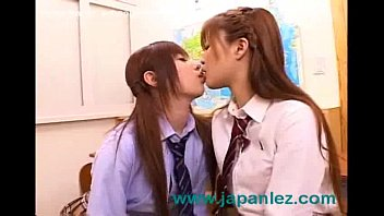 Wow Lesbian School Girls Can't Stop Touching Each Other