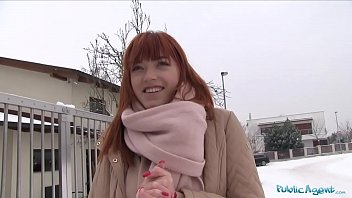 public-agent-german-redhead-loves-cock