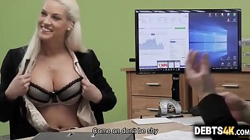 Smart wife knows how to fuck to get money -Blanche Bradburry