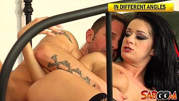 Anal drilling with Krystal Love
