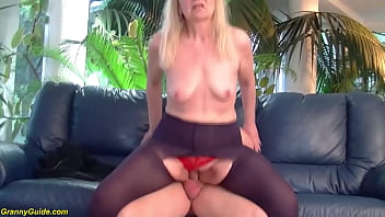 first anal sex for 85 years old mom