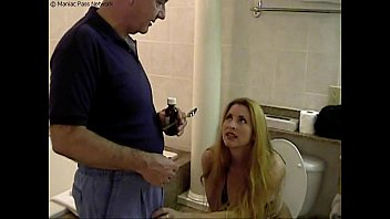 Old men double fuck sexy gal Preview
