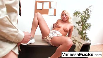 Vanessa Fucks the teacher