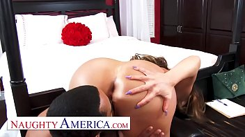 Naughty America Richelle Ryan seals the deal with a creampie