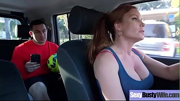 Hot Big Tits Wife (Diamond Foxxx) Love Hardcore sex On Tape video-13