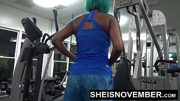Old Man Fucking Young Girl In Gym