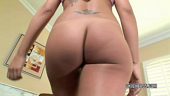 Latina cutie Camilla Bella takes a cock in her tiny twat