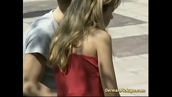 german couple picked up for porn video