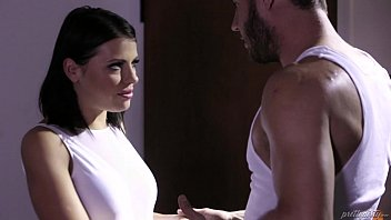 Hairy bust Adriana chechik wants her bffs hubby