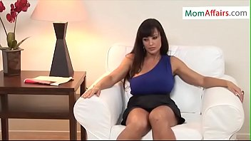 MomAffairs.com - Hot Milf Lisa Ann Enjoying Stepson Big Dick