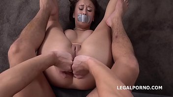 Pain in thumb tip Russian anal casting tipsy tip first time anal with rough balls deep action and cum in mouth gl101