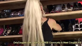 Cindy Behr And Romana Ryder Have A Cum Swapping Threesome