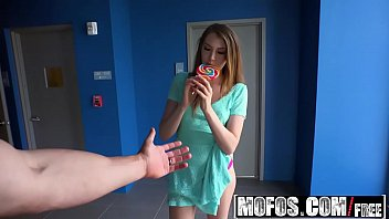 Mofos - I Know That Girl - Russian Cutie Licks Lollipop starring Elena Koshka