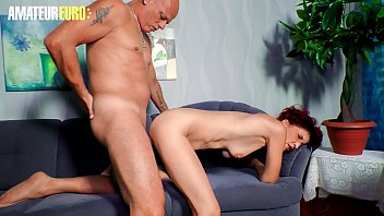 AMATEUR EURO - Hot Mature Wife Evelyn S. Gets Picked Up & Hard Pounded On Cam