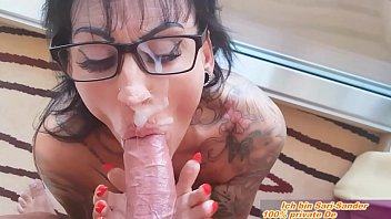 Tit for tat history - Mega gesichtbesamung mit brille bei deutscher tattoo big tits milf