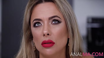 The Anal Debt Collection From MILF - Shalina Devine
