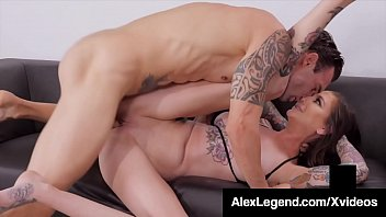 Mouth Fucked Girlfriend Rocky Emerson takes a load of warm cum after Alex Legend beats her at Connect 4 Pong & pounds her sweet juicy pussy! Full Video & More Chicks Fucking @ Alex Legend.com!