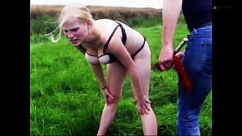 Clip 11Lil Lili Outdoor Spanking and Posing  &ndash_ MIX - Full Version Sale: $18