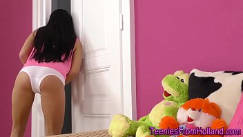 Flatchested teens naked Flatchested teeny rammed