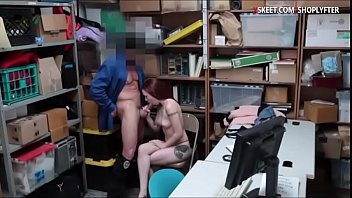 Cassidy redhead - Tattooed redhead thief cassidy michaels nailed by lp officer