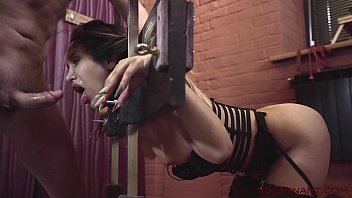 XDOMINANT 028 - THE ANAL INQUISITION WITH ROXY LIPS