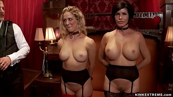 Big boobs MILFs suck and fuck at party