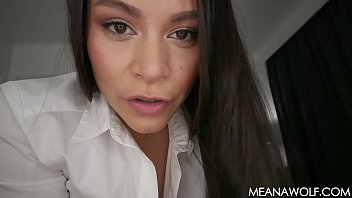 Trick Babysitter Creampies Your Cum - Meana Wolf - Babysitter Seduction