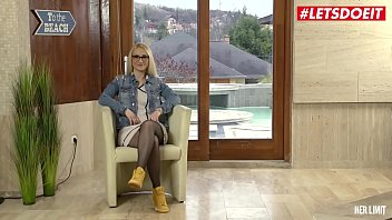 HER LIMIT - #Luna Melba - Hot Romanian Blonde Rough Anal Drilling By BBC