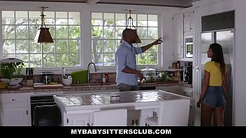 MybabysittersClub - Bruce faced Teen Fucks Her Professor
