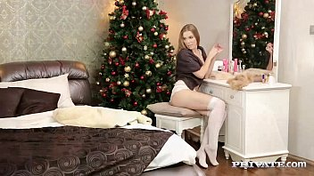 Christmas Cums Early For Alexis Crystal thumbnail