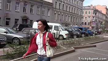 Tricky Agent - Pursuing a dream, a girl Iva Zan gets fucked teen-porn thumbnail