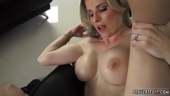 Mom comes twice and gives associate' crony's sons bath Cory Chase in